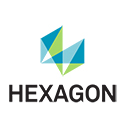 Logotipo de Hexagon Geosystems