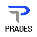 Logotipo de Prades Movimiento de Tierras